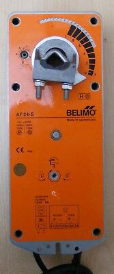 BELIMO AF24-S LINEAR DRIVE MOTOR ACTUATOR 15Nm. USED.