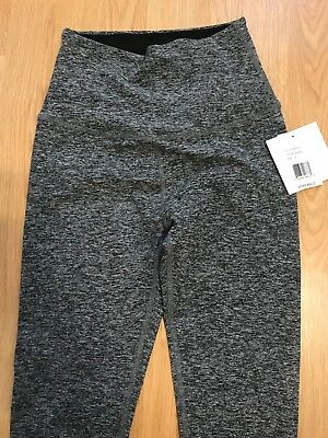 b262b2d1eb039 NWT - BEYOND YOGA -Spacedye Stirrups Legging Sz Small BLKSD. Gray / Black  $99