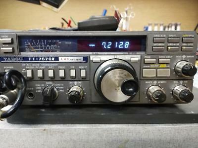 Yaesu Ft-757Gx Transceiver - All Band Ham Radio