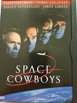 Space Cowboys - 2000 - DVD