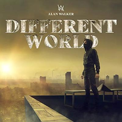 Walker,alan-Different World (Ger) Cd Nuovo