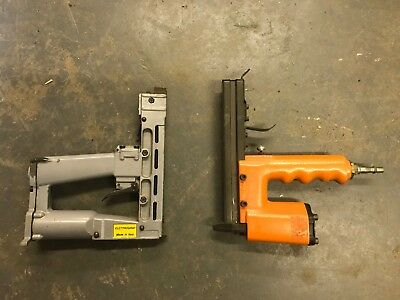 2x Used Airline Pneumatic Fletcher Framing Point Guns Good Working Order Lot 7