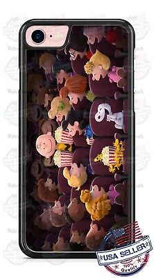 Charlie Brown Snoopy in Theater Phone Case cover for iPhone Samsung Google etc.