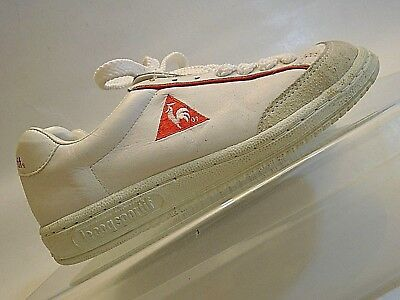 ece74e343576 Le coq sportif Ashe Cup women s tennis shoes size 8 US (EUR 38) white