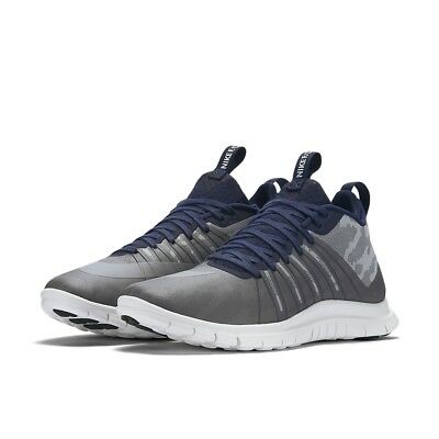 timeless design bc003 ebeef Mens Nike Free Hypervenom 2 FC Training Shoes NEW GreyBlue MSRP 150