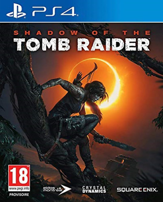 Shadow Of The Tomb Raider - PS4 GAME NEUF