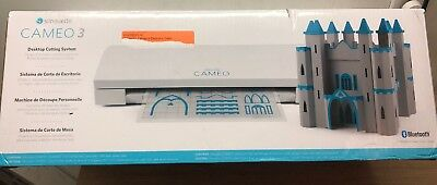 Silhouette CAMEO 3-4T Desktop Cutting System (Open Box)