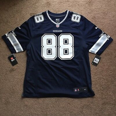 Nike NFL Dallas Cowboys Dez Bryant  88 On Field Jersey Men s Size XL 990710- ab6a19dd7