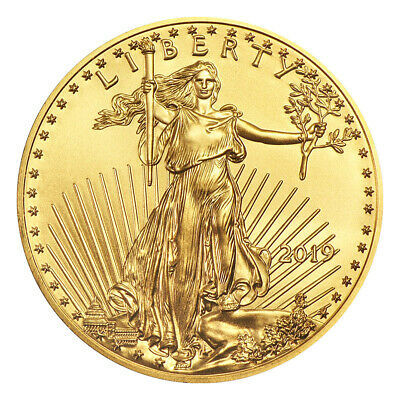 1 oz 2019 American Eagle Gold Coin