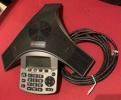 Polycom SoundStation IP 5000 Full Duplex VoIP Conference Phone PoE