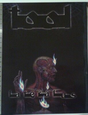 """Tool Lateralus Promotional Poster 18 """" x 24 """""""
