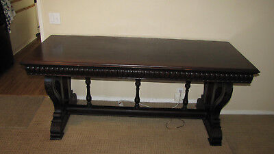 Spanish Revival Table Late Nineteenth/Early 20th Century