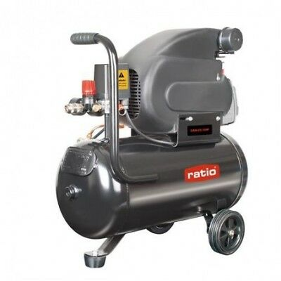 Compresor Lubricado Ratio Cam-25/2Hp