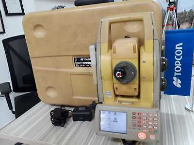 Topcon total station GPT 9005A used