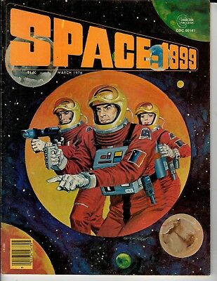 Charlton Publication Space: 1999 #3 March 1976 VF 8.0
