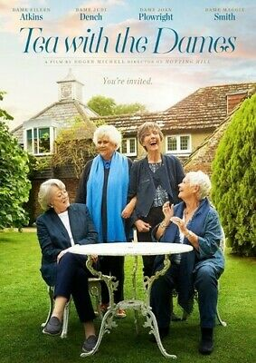 Tea With The Dames (2019, DVD NEW)