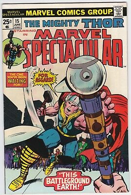 Marvel Comics, The Mighty Thor #15 1975 FN/VF