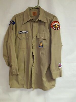 Vintage Royal Rangers NTC National Training Center Shirt Patches Staff