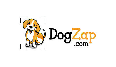 DogZap.com Premium Domain Name + 2 Unique Logo Designs for Sale