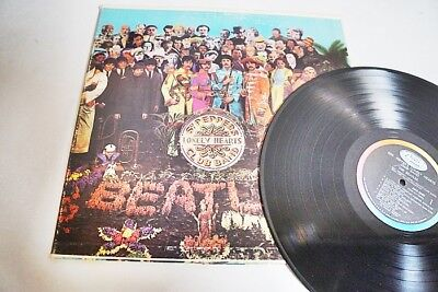 THE BEATLES - SGT. PEPPER'S LONELY HEARTS CLUB BAND MAS2653-LP/Vinyl/Record