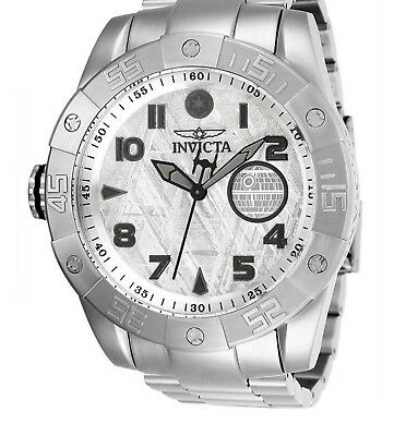 Invicta Star Wars Limited Edition Death Stars Meteorite Automatic 53MM