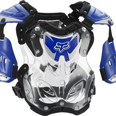 Fox R3 Roost Guard Blue (Size:SM) PRE SEASON SALE!!