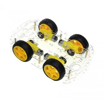 Programmable 4WD Smart Tracking Robot Car Wifi APP Controlled Robot Car Kit