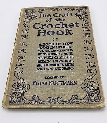 Vtg The Craft Of Crewel Embroidery By Erica Wilson 96 Pages 754
