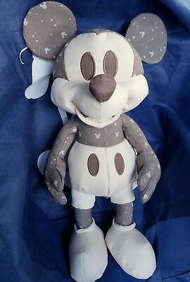 Mickey Mouse Memories Plush November In Hand Disney Store Exclusive!
