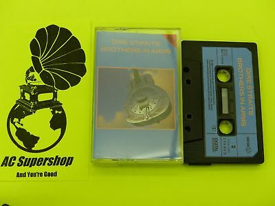 Dire Straits brothers in arms - Cassette Tape