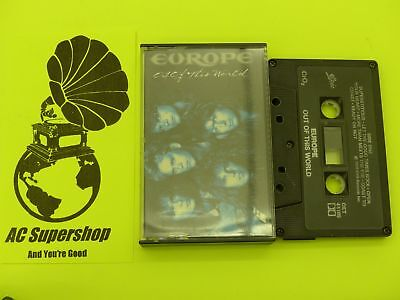 EUROPE OUT OF THIS WORLD CASSETTE TAPE - Cassette Tape