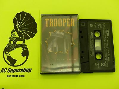 Trooper the last of the gypsies - Cassette Tape