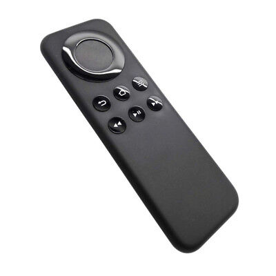 1*CV98LM Remote Control For Amazon Fire TV Stick (Battery Not Included) Black