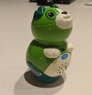 Leap Frog Leap Reader Junior Pen GREEN Scout Dog Puppy #21201 (Tag Junior)