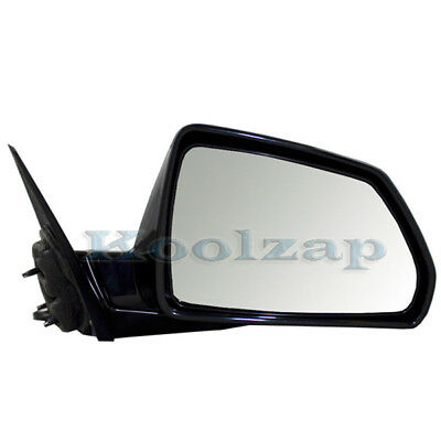 KV Power Rear View Door Mirror W//Glass+Housing Right Passenger Side