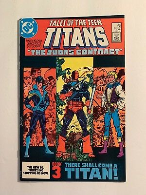 Tales Of The Teen Titans #44 Mint / Near Mint 9.0 Nm 9.2 Nm (First Nightwing)