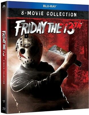 Friday The 13th: Ultimate Collection 032429302267 (Blu-ray Used Very Good)