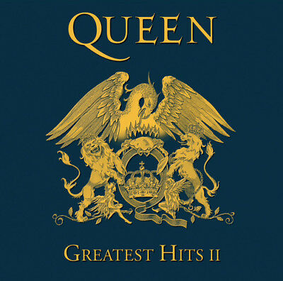 Queen - Greatest Hits Ii (CD Used Very Good) Remastered