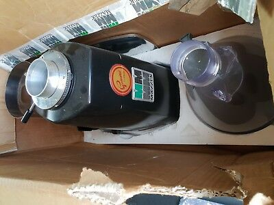 Mazzer Super Jolly Automatic Black Espresso Coffee Grinder