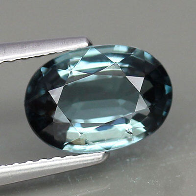 2.02ct.MOZAMBIQUE COLLECTION OVAL SHAPE 100%NATURLA GREEN BLUE TOURMALINE GEMS