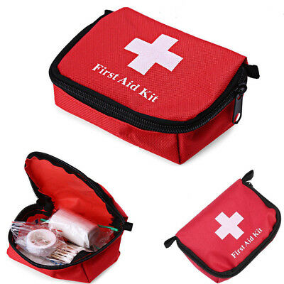 New Outdoor Hiking Camping Survival Travel Emergency First Aid Rescue Bag Tool