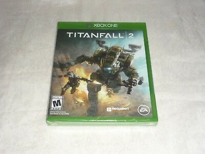 Titanfall 2 (Microsoft Xbox One, 2016)   BRAND NEW & FACTORY SEALED