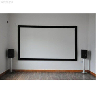 E134 Projector Curtain Business Home Cinema Church Home Lobbies Portable