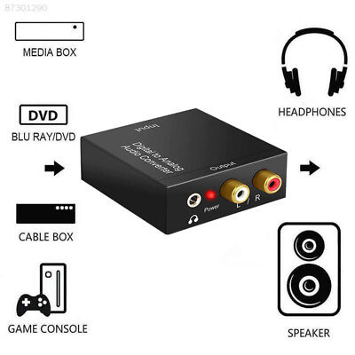 6260 Stereo Adapter Game Console Cable Box Headset Computer Speaker Portable