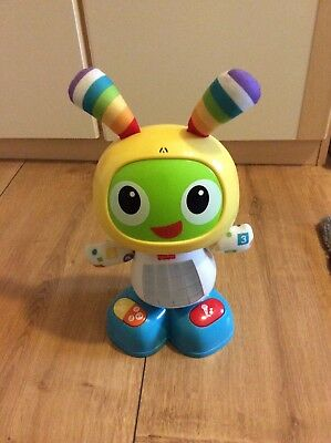 "Fisher Price Tanzroboter ""Tanzspass Beat Bo"""