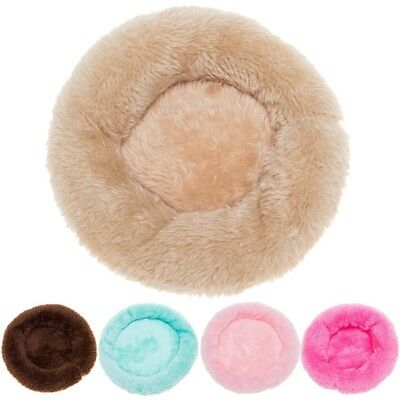 Small Pet Hamster Bed Cat Cushion House Puppy Warm Soft Kennel Mat Blanket Pad