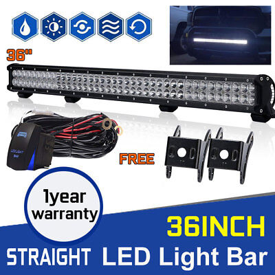 36inch 234W LED Light Bar Combo FOR Offroad Truck ATV UTE SUV Lamp Ford