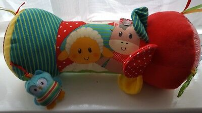 Early Learning Centre 145822 Blossom Farm Tummy Time Roller Baby