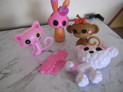Lala Loopsie Pets And Comb Accessory-Used