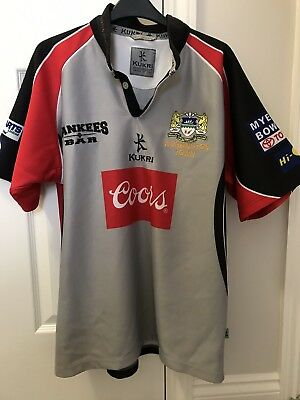 Workington Town Rugby League Shirt